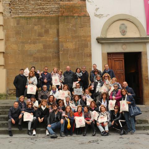 A Firenze con Santoni