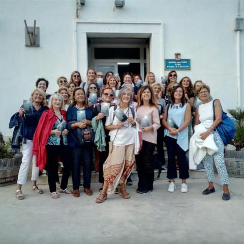 A Bari e Barletta con Enrica Simonetti