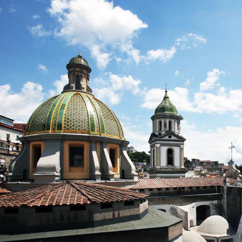 Visita di studio a Napoli