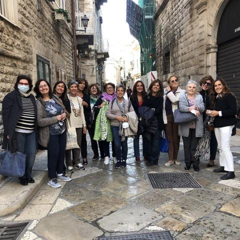 Visita di studio a Ruvo di Puglia
